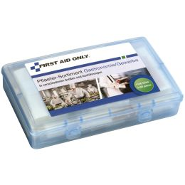 FIRST AID ONLY Pflaster-Box Gastronomie/Gewerbe