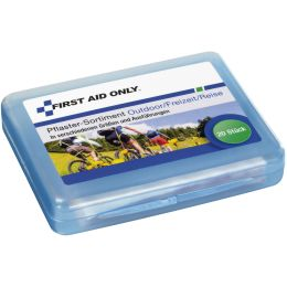 FIRST AID ONLY Plaster-Box Outdoor/Freizeit/Reise