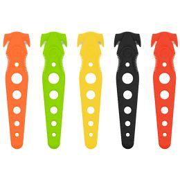 WESTCOTT Sicherheitsmesser, 5er Set, farbig sortiert