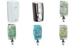 Rubbermaid Hygiene-Handseife AutoFoam alkoholfrei 1.100 ml