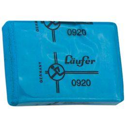 Läufer Knetgummi-Radierer, blau