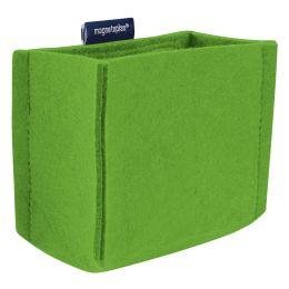 magnetoplan Stifteköcher magnetoTray, medium, grün