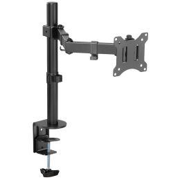 DIGITUS Universal Single Monitorhalter mit Klemmbefestigung