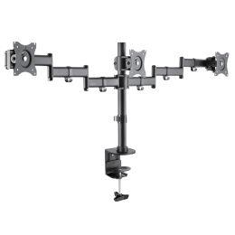 LogiLink TFT-/LCD-Monitorarm, Armlänge jeweils: 746 mm
