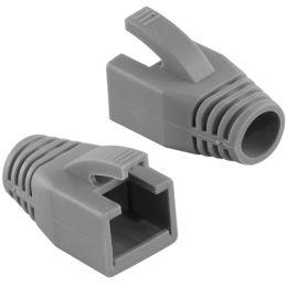 LogiLink Knickschutztülle für RJ45 Stecker, Inhalt: 10 Stück