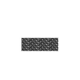 COLOP Datenschutzstempel Incognito Printer 30 LGT, gelb/