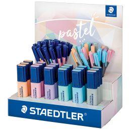 STAEDTLER Schreibgeräte-Display pastel