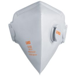 uvex Atemschutzmaske silv-Air classic 3210, FFP2