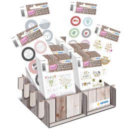 HERMA Geschenke-Sticker HOME, im Thekendisplay