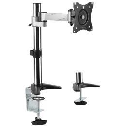 LogiLink TFT-/LCD-Monitorarm, Aluminium, Armlänge: 246 mm