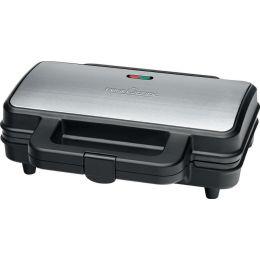 PROFI COOK Sandwichtoaster PC-ST 1092, Edelstahl/schwarz