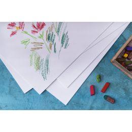 CANSON Zeichenpapier C à Grain, 125 g/qm, 210 x 297 mm
