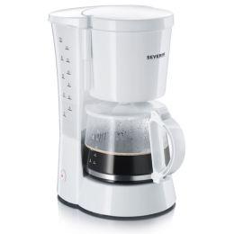 SEVERIN Kaffeemaschine KA 4478, 800 Watt, weiß