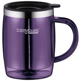 THERMOS Isolier-Tasse Desktop Mug TC, 0,35 Liter, purple