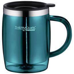 THERMOS Isolier-Tasse Desktop Mug TC, 0,35 Liter, teal