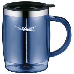 THERMOS Isolier-Tasse Desktop Mug TC, 0,35 Liter, blau