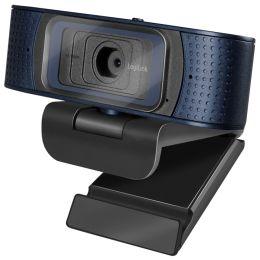 LogiLink HD-USB-Webcam Pro mit Dual-Mikrofon, schwarz