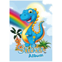HERMA Stickeralbum Dinos, DIN A5