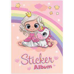 HERMA Stickeralbum Prinzessin Sweetie, DIN A5
