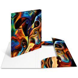 HERMA Eckspannermappe Artline, PP, DIN A3, Artwork