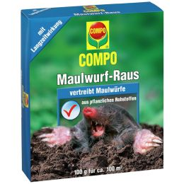COMPO Maulwurf-Raus, 200 g Portionsbeutel
