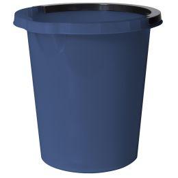 plast team Putzeimer ATLANTA, 5 Liter, dunkelblau