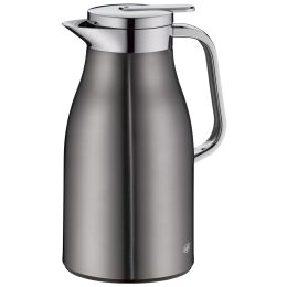 alfi Isolierkanne SKYLINE, 1,0 Liter, cool grey matt