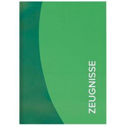 ROTH Zeugnismappe Duo, DIN A4, grün