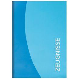 ROTH Zeugnismappe Duo, DIN A4, blau