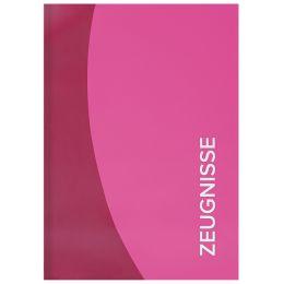 ROTH Zeugnismappe Duo, DIN A4, pink