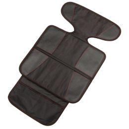 cartrend KFZ-Kindersitzunterlage, schwarz