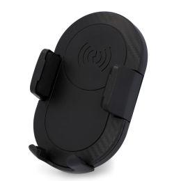 cartrend Wireless-KFZ-Smartphonehalter, schwarz