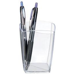 CEP Stifteköcher CepPro, 2 Fächer, grau