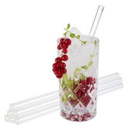 APS Trinkhalm, aus Glas, Länge: 210 mm