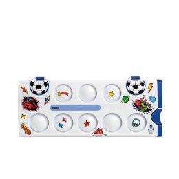 Pelikan Sticker für Deckfarbkasten K12/K24, blau