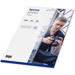 tecno Laser-Foto-Papier photo laser, DIN A4, 160 g/qm