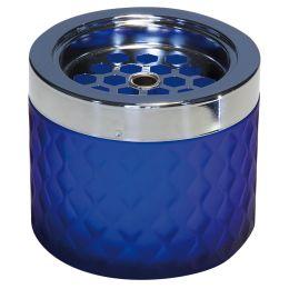 APS Windaschenbecher, Durchmesser: 95 mm, blau