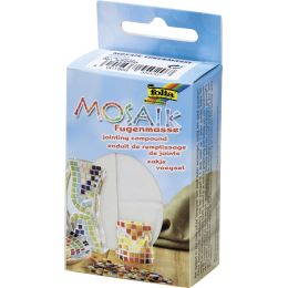 folia Mosaik-Fugenmasse, 250 g, weiß