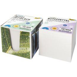 folia Zettelbox Recycling, 95 x 95 x 90 mm