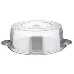 APS Tortenplatte mit Haube, Durchmesser: 300 mm x (H)110 mm