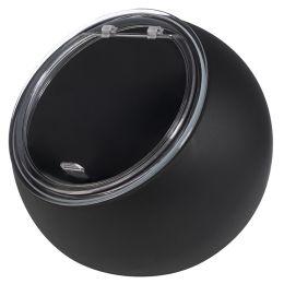 APS Servierschale mit Deckel MOON, schwarz