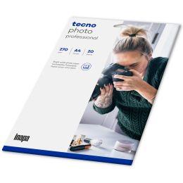 tecno Inkjet-Foto-Papier photo professional, DIN A4
