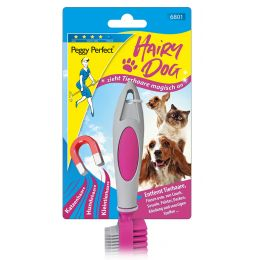 Peggy Perfect Tierhaarbürste Hairy Dog