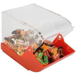 APS Universalbox, mit Frontdeckel, rot