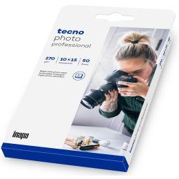 tecno Inkjet-Foto-Papier photo professional, 10 x 15 cm