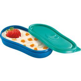 Maped PICNIK Snackbox KIDS CONCEPT, 2er Set, 150 ml, blau