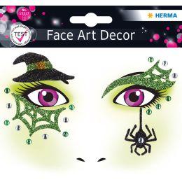 HERMA Face Art Sticker Gesichter Hexe