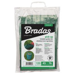 Bradas Gartensack PICK-UP, faltbar, 120 Liter, grün