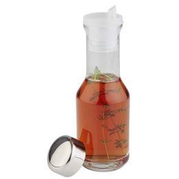 APS Essig- und Ölglas, Glas/Edelstahl