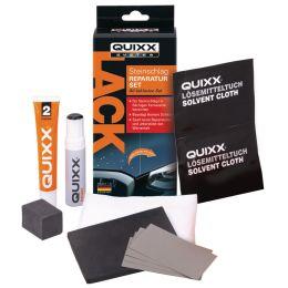 QUIXX Lack-Steinschlag Reparatur-Set, rot